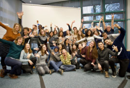 Close communication gap to empower youth in landscapes movement