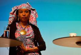 Hindou Oumarou Ibrahim urges more rights for indigenous people to benefit landscapes