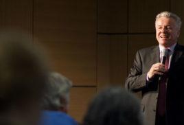 ICRAF's Tony Simons: Building better bonds to fund landscape restoration