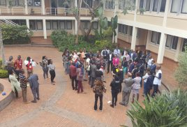 The Restoration Workshop – Fast Tracking with Young African Minds